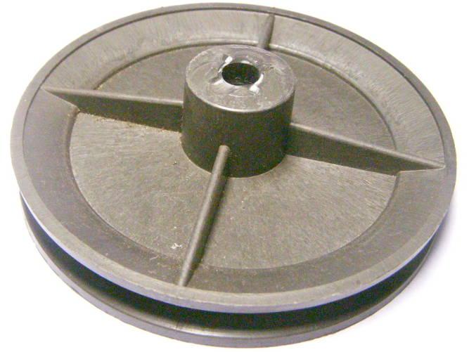 Пластиковый шкив 120*10 мм стиральной машины