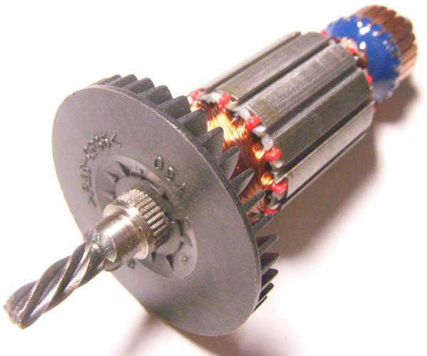 Якорь ударной электродрели МСУ 3-13-РЭ