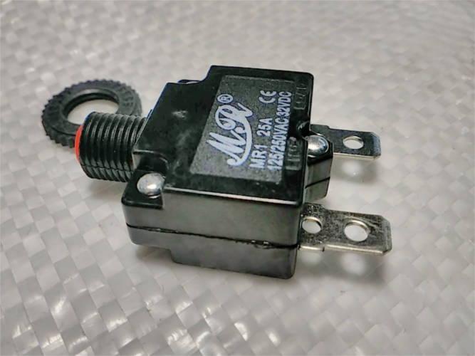 Тепловой выключатель MR1 на 25A