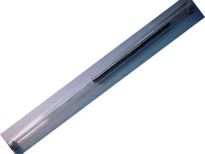 Нагревательный элемент 1кВт в термостеклянной трубке 500x25 мм