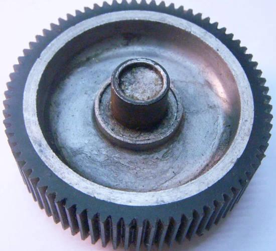 Шестерня редуктора 76 мм для электромясорубки ЭМШ36/130-4 Ротор (Черкассы)