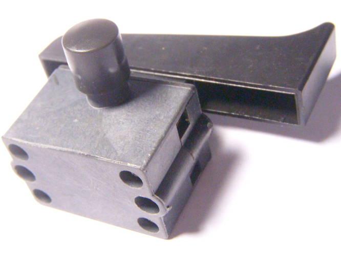 Кнопка DKP1 на болгарку КИРОВЕЦ КМШУ 21-230А