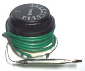 Терморегулятор ~150°C системы отопления для управления насосом