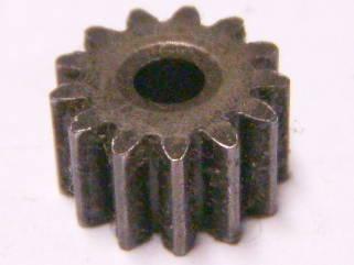 13-зубая шестерня h6*d3 двигателя шуруповерта