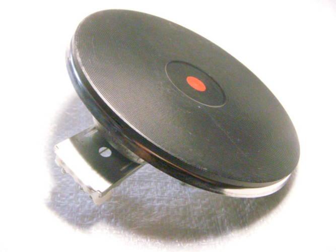 Чугунная конфорка 1500Вт d145-160 под переключатель для электроплиты