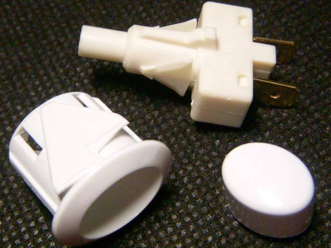 Стандартная кнопка поджига газовой конфорки