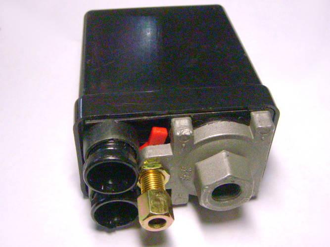 Однофазный блок автоматики PS12-16/A1 компрессора на 220 Вольт