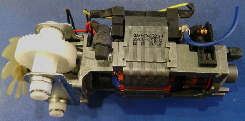 Двигатель HD4525 для кухонного миксера