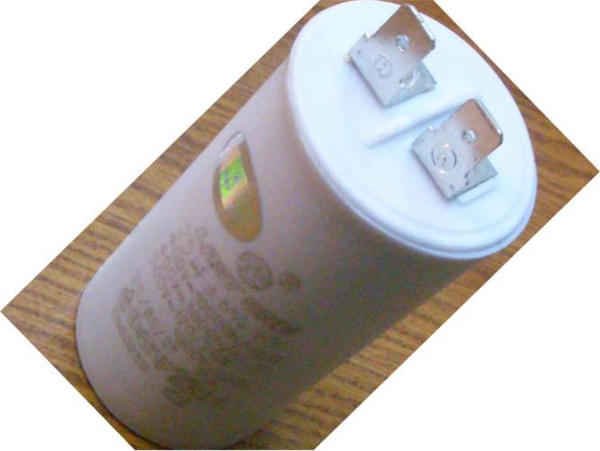 Конденсатор 25µF для насоса и зернодробилки