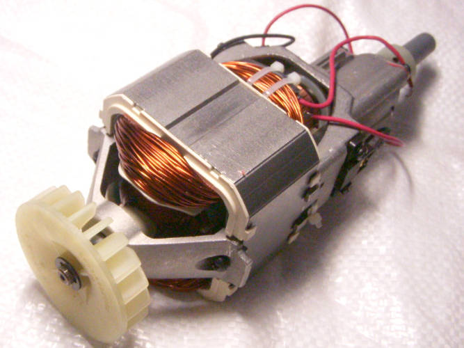 Электродвигатель садового триммера AL-KO, Тайга, Кедр КГ-2100, Элпром ЭТЭ-2000