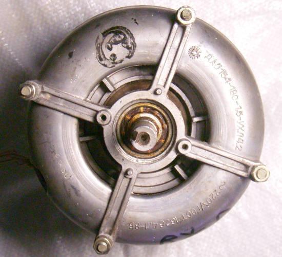 Ремонт электродвигателя ДАО-154-180-1,5-УХЛ4.2 на стиральную машину