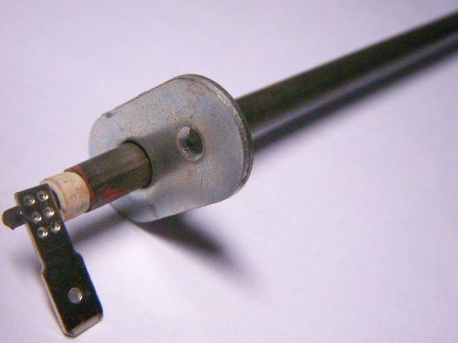 Прямой нагревательный тэн Sanal длиной 51см мощностью 375Вт на 230Вольт