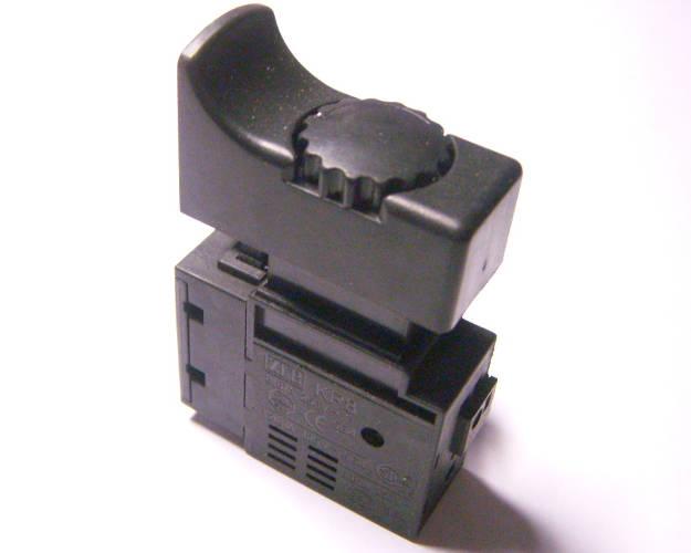 Кнопка двухскоростного сетевого шуруповерта МЗПО ДЭ-10-550