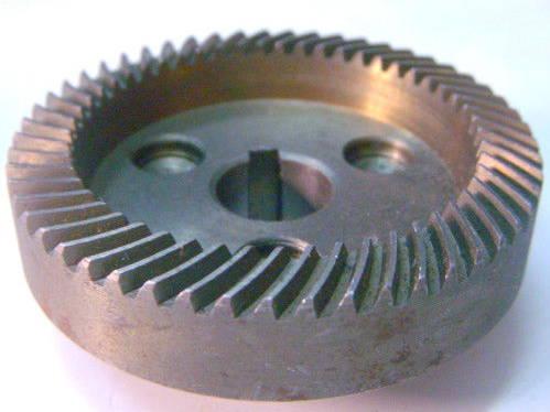 Шестерня 61,5*14 мм для полировочной машины Арсенал