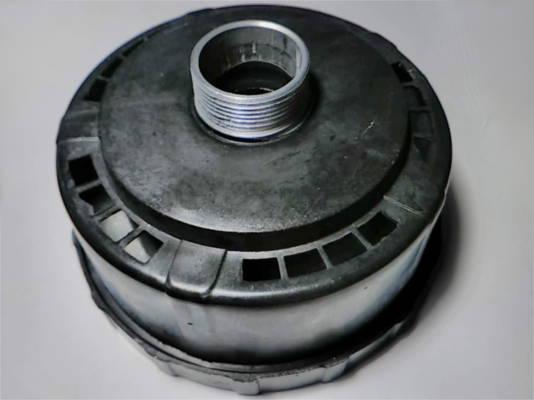 Фильтр 130*80 с резьбой 32 в сборе на компрессор