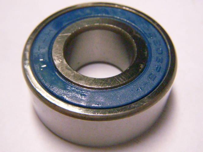 Шариковый однорядный широкий подшипник 62203-2RS для мотоблока