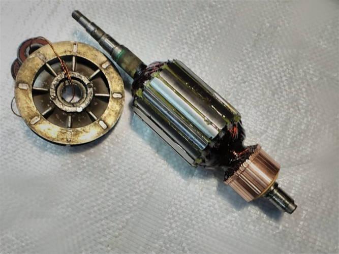Ремонт якоря насоса БЦ 0.5 20 Кама 10