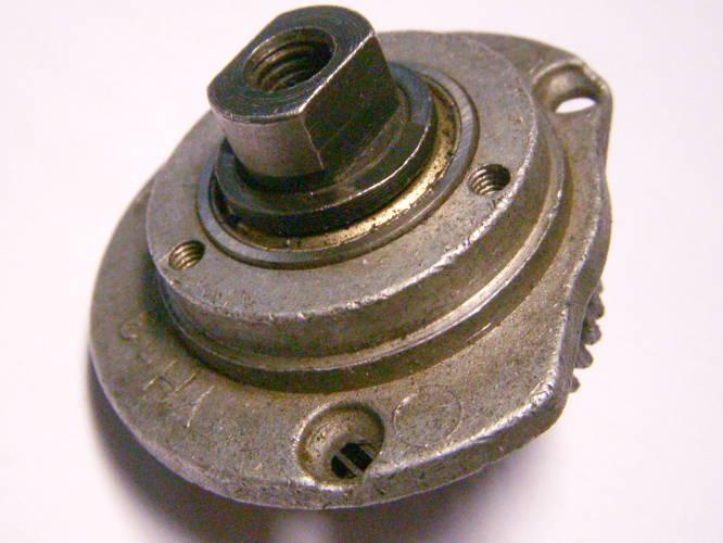 Редуктор L51-d42*40z-d8 с фланцем для дисковой электропилы