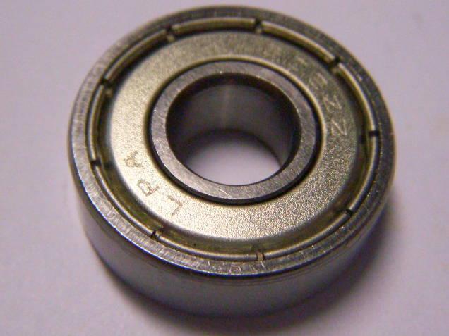 Шариковый подшипник 608ZZ размером 8*22*7 мм с металлическими уплотнениями