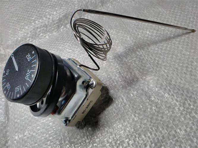 Шестиконтактный профессиональный терморегулятор в диапазоне 50-250°C