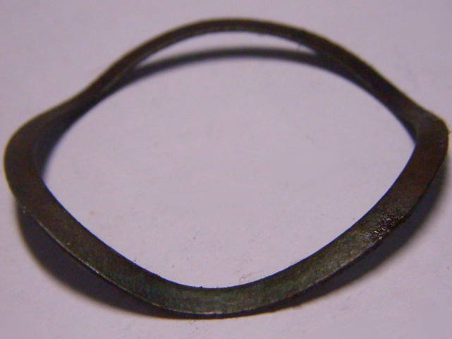 Упорное кольцо под 204-й подшипник для насоса БЦН