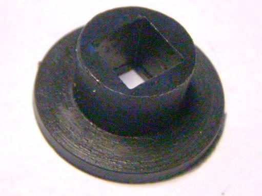 Втулка шнека мясорубки Ротор Дива на квадрат 8*8 мм