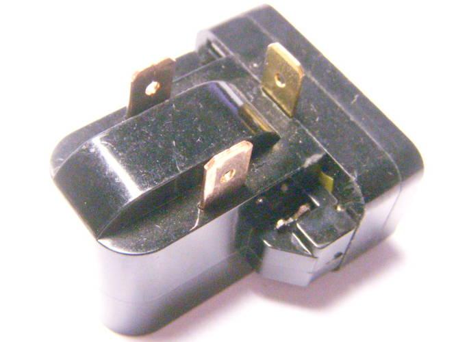 Пускозащитное реле РПЗ П2 (РТТ-2) с рабочим током 1,4A для холодильника