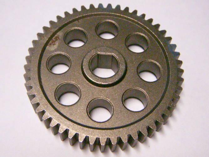 Стальная шестерня цепной электропилы размером 63 мм