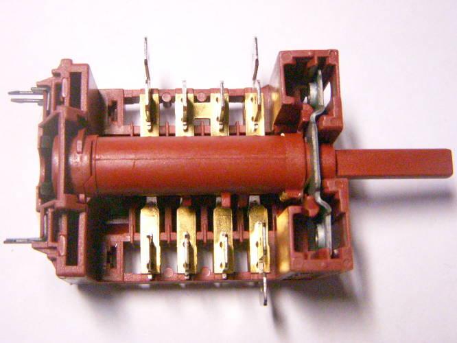 Четырех позиционный переключатель 7-LA Gottak Barselona 820405 для электроплиты Hansa
