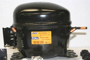 Компрессор GVY66AA для холодильников Electrolux