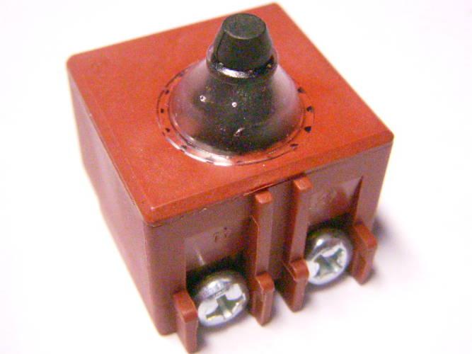 Кубическая кнопка для болгарки РОСТЕХ, Ижмаш 125