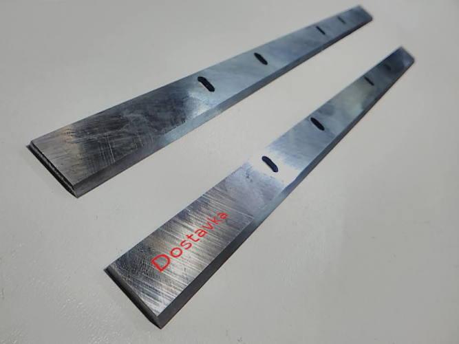 Комплект ножей 330*18,2*2,2 рейсмуса Odwerk, Буран, ПРОТОН, Энергомаш