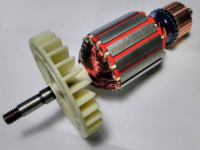 Якорь d47-L173-132-41 на цепную электропилу Forte FES 24-40B