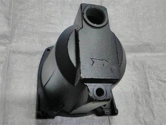 Чугунный корпус насоса SPRUT JSP 355A