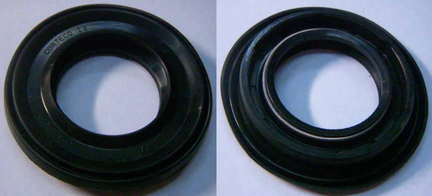 Сальник 35-52/65-7/10 стиральной машины Indesit, BAESLSFX7  CORTECO I2