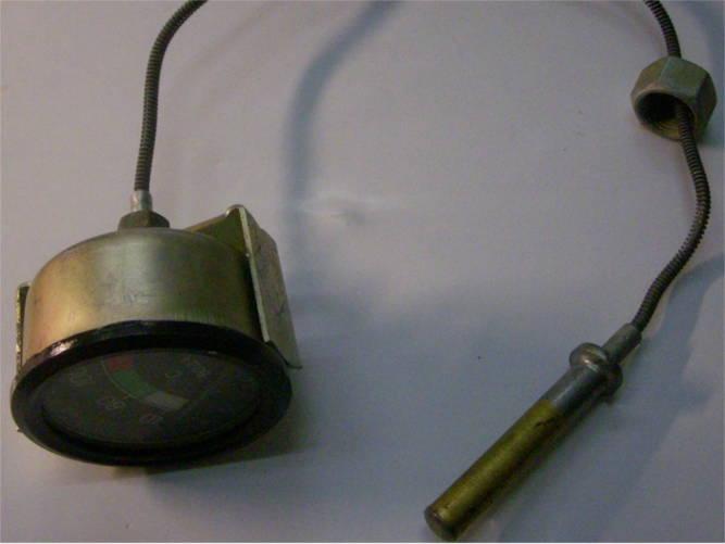 Термометр тракторный (для старых котлов СССР)