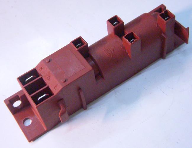Модуль розжига газовой плиты NORD ПГЭ 510 на 4 конфорки