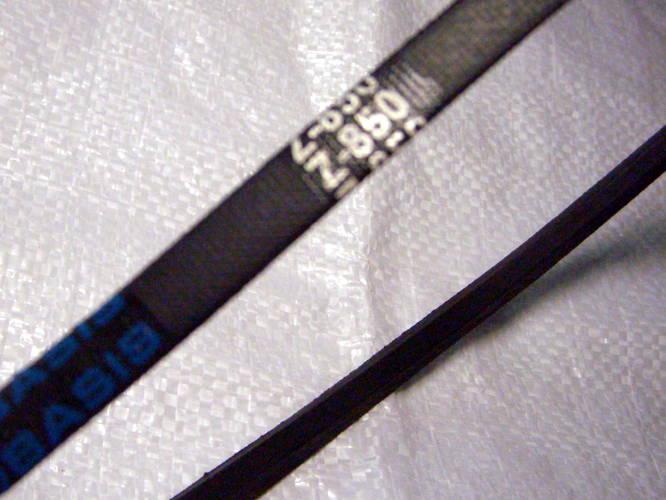 Клиновой ремень Z850 для стиральной машины Чайка