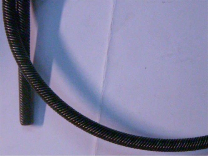 Гибкий вал электрокосы 770 мм для электрокосы MTD, Helfer