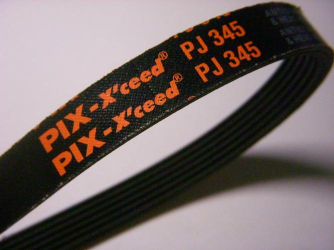 Резиновый ремень PJ345-6 на кордовой основе