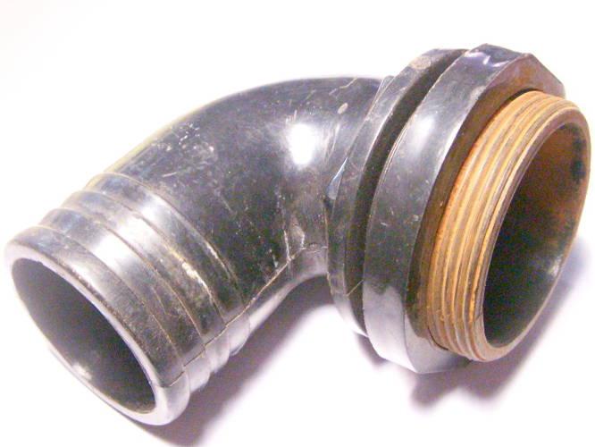 Патрубок фекального насоса Sprut 1300D