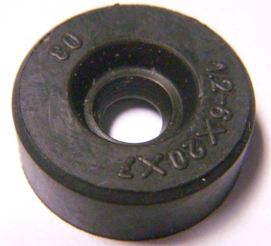 Сальник 6*20*7 для насоса стиральной машины Урал