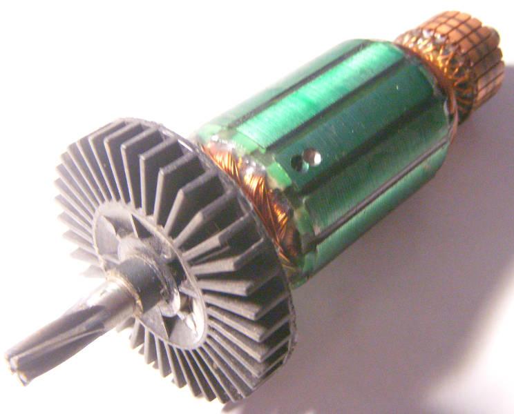 Якорь электродрели Stern ID-16 Ferm размером 38*150