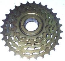 Пятизвездная кассета для зарубежного велосипеда типа БАЙК