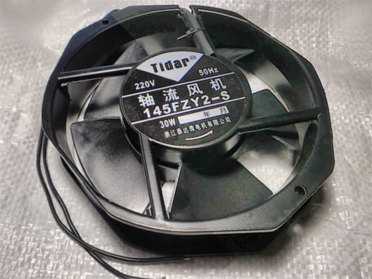 Вентилятор 145FZY2-S 150*172*50 220V мощностью 30W