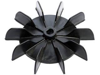 Крыльчатка двигателя компрессора