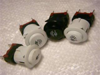 Кнопка подсветки духовки, гриля электроплиты