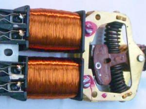 Двигатель для электробритвы