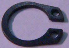 Стопорное кольцо для цепной электропилы