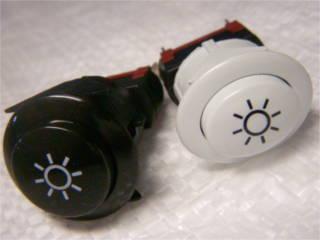 Кнопка подсветки газовой плиты